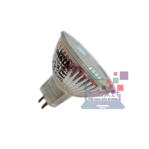Lemputė halogeninė MR16 12V 35W Greelux