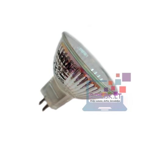 Lemputė halogeninė MR16 12V 50W Greelux