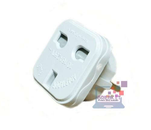 Adapteris UK/EUR FAR F71