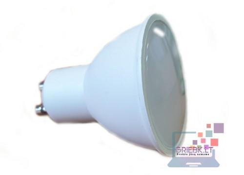 LED lemputė GU10 7W Greelux